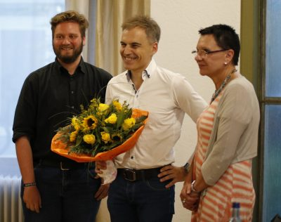 GRÜNE KV - Nominierung Gerhard Schick